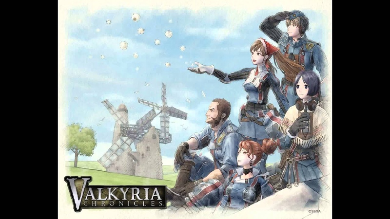 Valkyria Chronicles OST - Succeeded Wish ~Piano Solo~