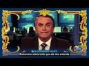 BOLSONARO VIROU PIADA EM TV HOLANDESA DE MITO BRASILEIRO PARA MICO MUNDIAL.