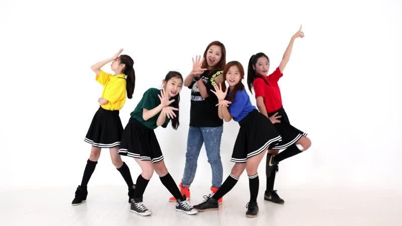 130723 Пре-дебютное видео Ли Черён - Bar Bar Bar (Crayon Pop).