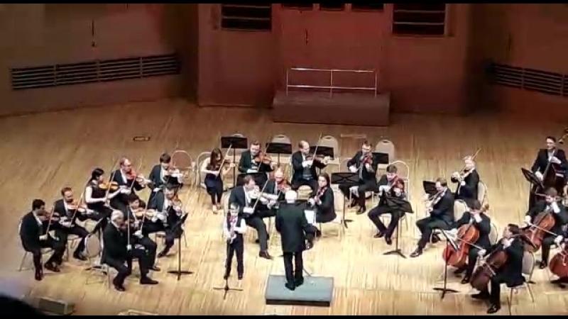 19 05 2018 ММДМ А Хачатурян Танец с саблями