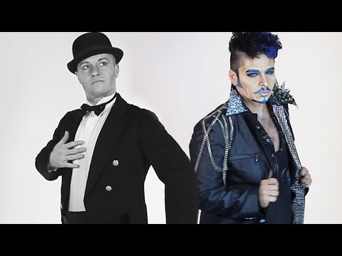 100 Years of Drag Kings : The Art of Male Impersonation