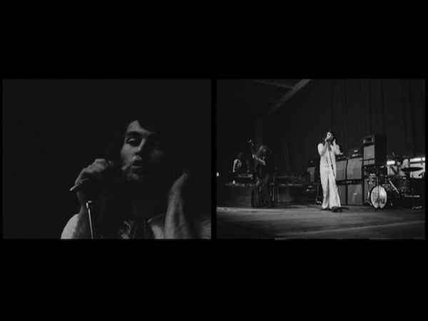Deep Purple Live in Hamburg Germany 1st December 1970 (Split Screen)