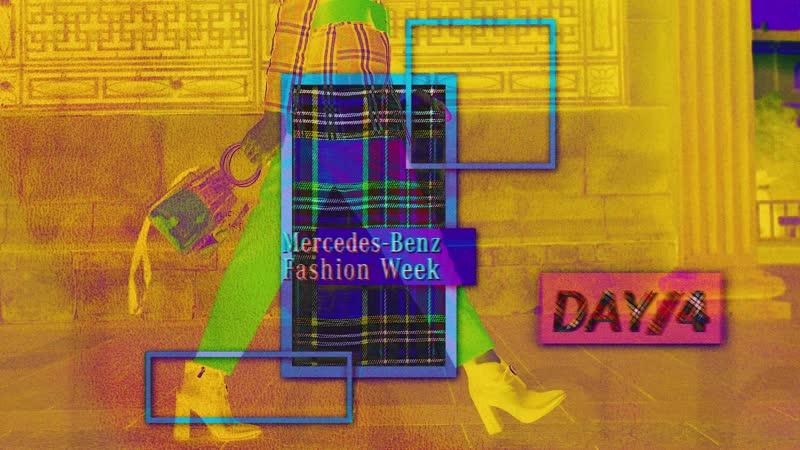 Mercedes Benz Fashion Week Russia day4