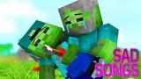 ТОП ГРУСТНЫХ МАЙНКРАФТ ПЕСЕН НА РУССКОМ Top Best Sad Minecraft Song Parody Animation