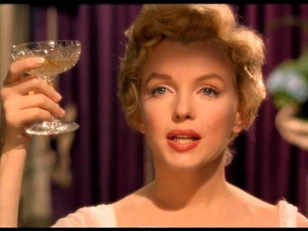 Marilyn Monroe In The Prince And The Showgirl - To President Taft