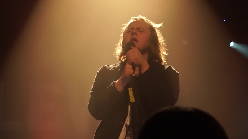 Lewis Capaldi - Don't Get Me Wrong - LIVE (@ Brussels, Belgium)
