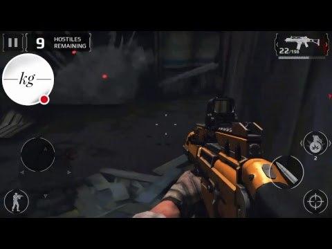 My Modern Combat 5: Blackout Stream spec ops 1 mission 5