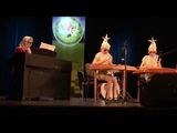 VERKA SERDUCHKA - DANCING LASHA TUMBAI - Верка Сердючка на цимбалах