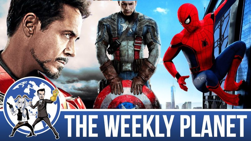 Essential MCU Films - The Weekly Planet Podcast