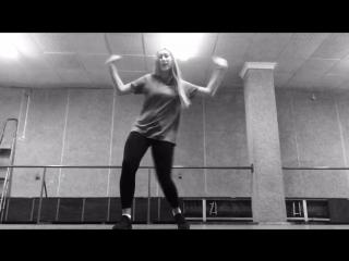 Лиля, наш инструктор по Хип-Хопу