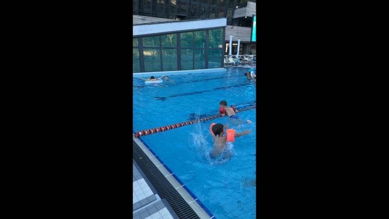 Черноморские прыжки