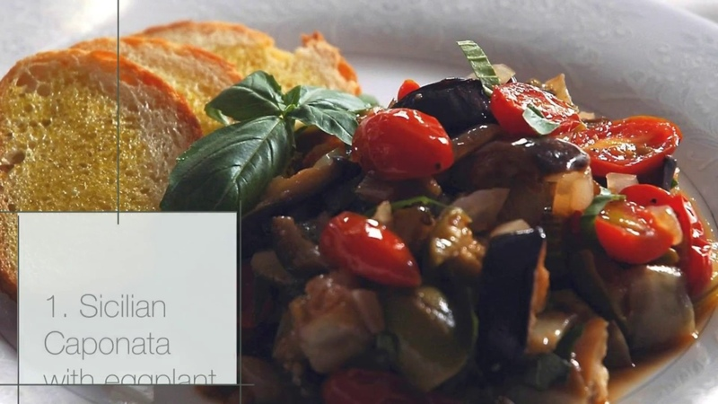15 Сицилийских вкусностей Must Try