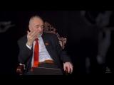Трепанация смотрим предвыборные ролики вместе с М.В. Поповым