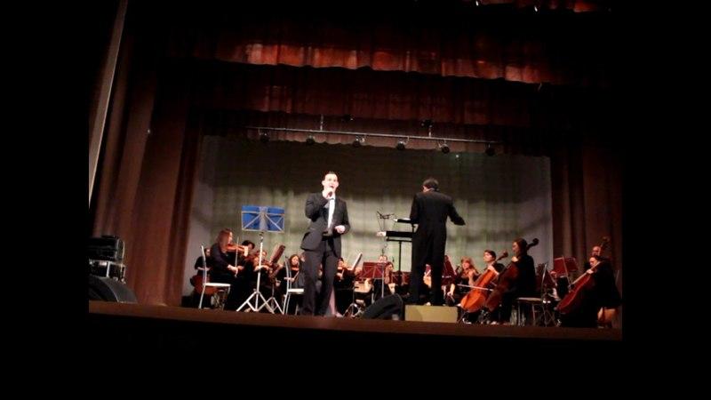 Концерт Нет для любви преград Хакасская республиканская филармония