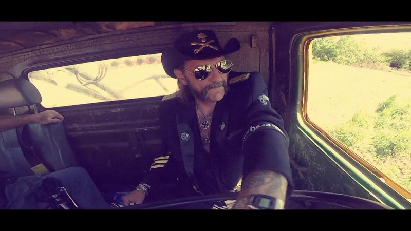 Hlahol - Motorhead - Lemmy (Official Music Video 2018)