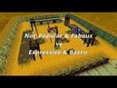 Not Popular Fabous vs Expressive Bastic Tanki Online Zone tandem 6