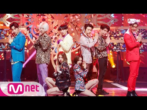 [SUPER JUNIOR - Lo Siento(Feat.KARD)] Comeback Stage | M COUNTDOWN 180412 EP.566