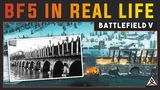 Real life vs In game - Battlefield 5 Narvik