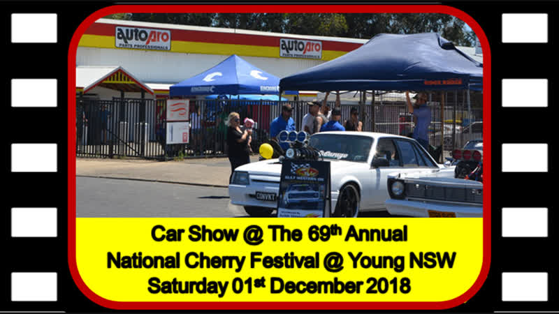 Autopro Car Show @ The 69th Annual National Cherry Festival - Young 01122018