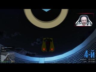[DILLERON ★] ч.43 В СЕМЕРОМ!! НАПАДЕНИЕ НА ЧИТЕРА В ТАНКЕ!! - Один день из жизни в GTA 5 Online