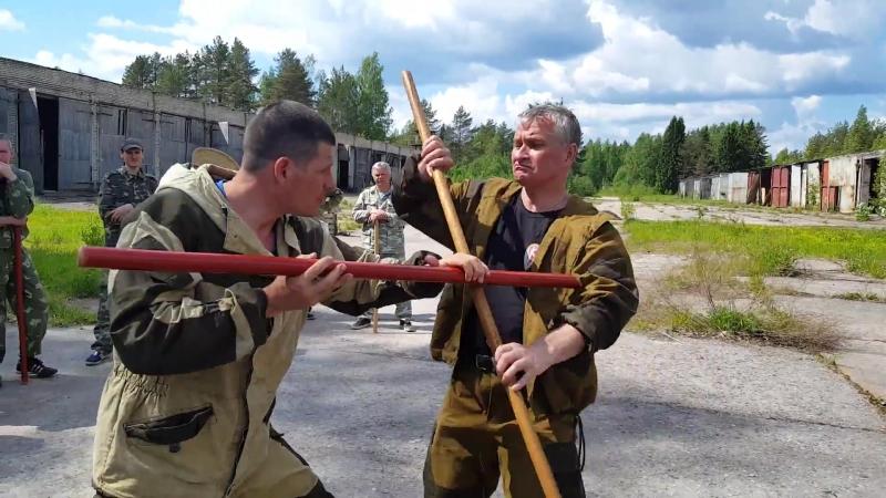 Русское Воинское Искусство и Система Кадочникова в Санкт-Петербурге