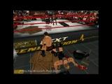 Kurt Angle vs Randy Orton