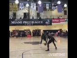 Victor Oladipo with a CRAZY 54 points last night @VicOladipo @MiamiProLeague_