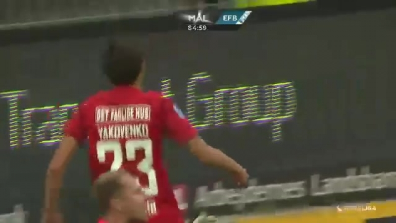 Юрій Яковенко приніс перемогу своїй команді над Брондбю