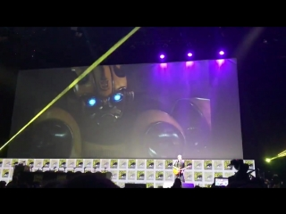 "The Bumblebee panel opens with Stan Bush singing ""You've Got The Touch."""