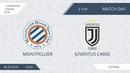AFL18. Champions League. Group D. Day 3. Montpellier - Juventus Cargi.