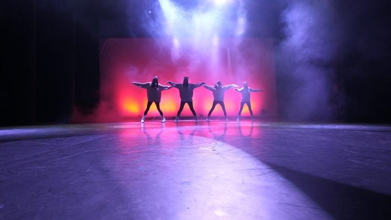Shake It X Show: Hip-hop. Хореограф Смолина Екатерина