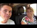 Ultimas stories de Raoul con su mamá en un día muy importante para un proyecto 21-9-18