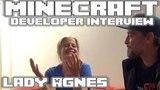 Interview with Minecraft Developer Lady Agnes at Minecraft Creator Summit 2018
