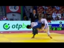 Here's what happened the last time RUS met KSA on the judo mat Olympic champ Galstyan RUS in blue Hamad KSA in white