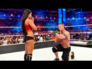 John Cena and Nikki Bella - Love