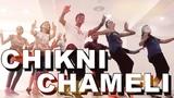 Zumba Dance Routine Bollywood Chikni Chameli Agneepath Choreography Ganesh Manwar
