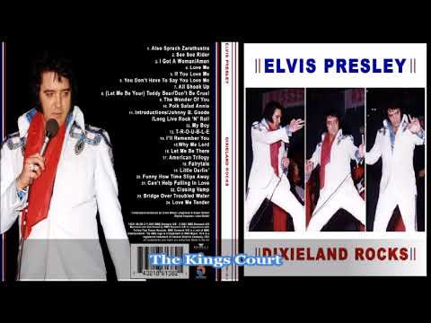 Elvis Presley - Dixieland Rocks - Number 11 In The FTD Collection