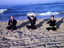 Vo Dao Thien Than Khi-Кong цигун медитация Встречая Рассвет