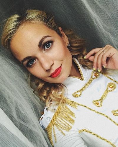 Мария Аптинова