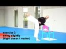 5 simple YOKO GERI exercises - karate side kick - TEAM