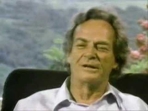 Feynman Chaser - Not Knowing Things