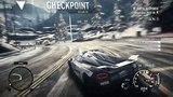 Полицейское Реагирование на Koenigsegg one 1. Часть 5 ( Need for Speed Rivals )