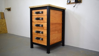 Chest of drawers Homemade
