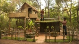 Build The Most Beautiful Green Garden Around The Greatness Bamboo House