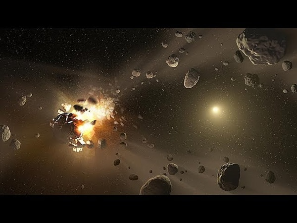 Violent Collision In Asteroid Belt - Astronomers around the world now Monitoring...