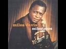 Miles Davis A Gal In Calico