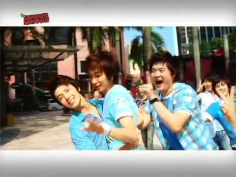 SUPER JUNIOR 슈퍼주니어 Dancing Out MV