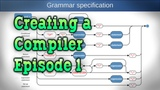 Parser and Lexer How to Create a Compiler part 15 Converting text into an Abstract Syntax Tree