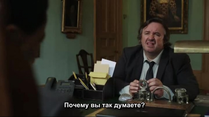1 сезон 5 серия/Русские субтитры: Юлия Брусова, Андрей Соловей, Виктория Ерашова