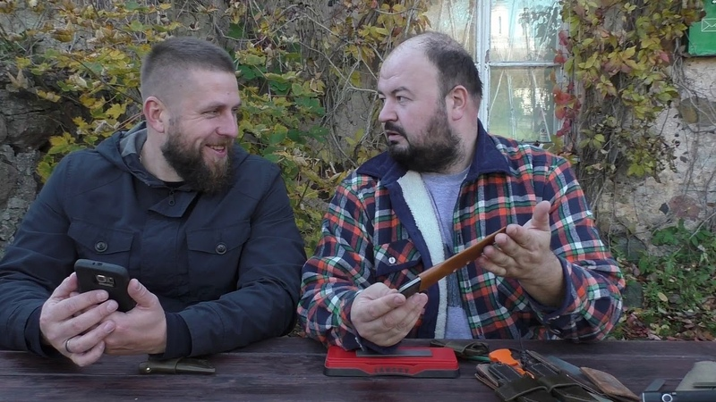 ППР о ноже T-BULL Первый цех / ARHADYR